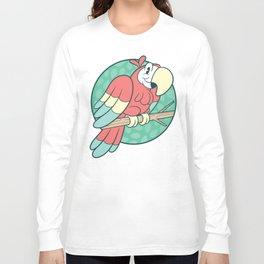 MACAW Long Sleeve T-shirt