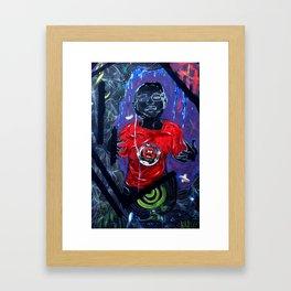 Animal (Sultan) Framed Art Print