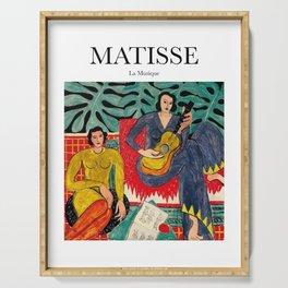 Matisse - La Musique Serving Tray