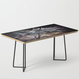 Starry Sky in the Forest Coffee Table