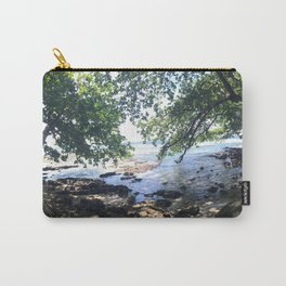 Jungle Beach in Puerto Viejo Carry-All Pouch