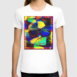 Insect Models: Beautiful Butterflies 07-01 T-shirt