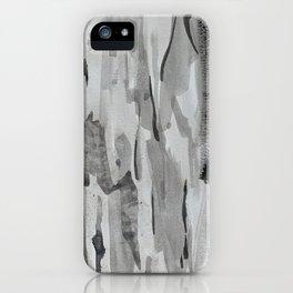 Landscape Black & White iPhone Case