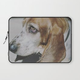 Tilly the wonderdog... Laptop Sleeve