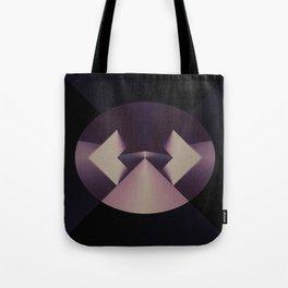 Violetly Simple Tote Bag