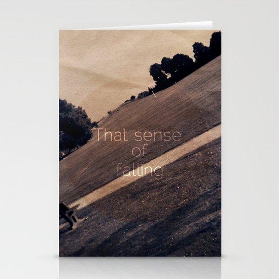 That Sense Stationery Cards