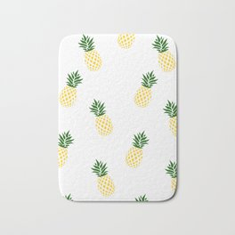 pinapple Bath Mat