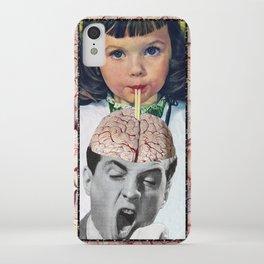 Reptilian Snack iPhone Case