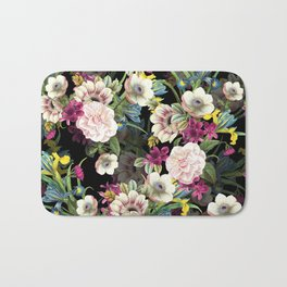 Midnight Botany Bath Mat
