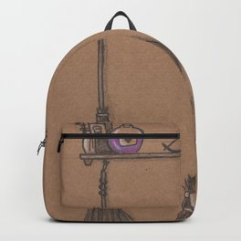 Witches Cubby Backpack