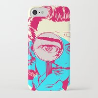 dali iPhone & iPod Cases featuring Dali   by Vee Ladwa