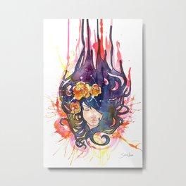Twilight Pixie Metal Print