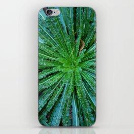 Weld Leaves iPhone Skin