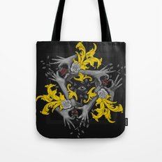 Hands and Hearts Tote Bag