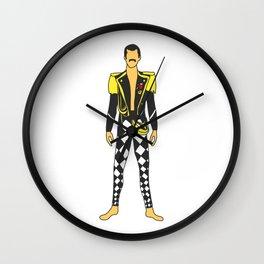 Freddie 10 Wall Clock