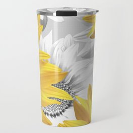 Sunflower Bouquet #decor #society6 #buyart Travel Mug