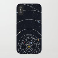 solar system iPhone & iPod Cases featuring Solar system by James White