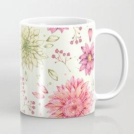 Pastel Florals Coffee Mug