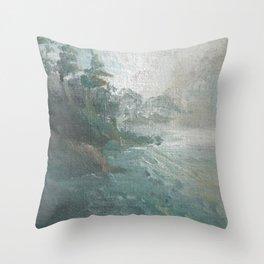 A Dreamscape Throw Pillow