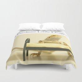 It's Bedtime Little Dragon... Duvet Cover