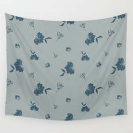 Floral Pattern 111-11CW6 Wall Tapestry