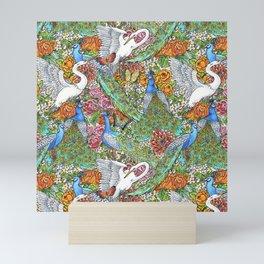 Bird Sanctuary Mini Art Print