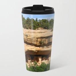 An Ancient Settlement Travel Mug
