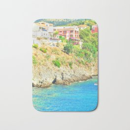 travel collection. Greece Bath Mat