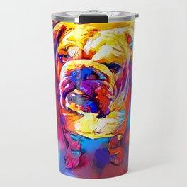 Bulldog 4 Travel Mug