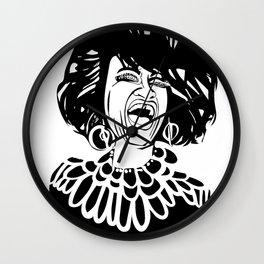 Celia Cruz Wall Clock