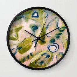 Intimate Metamorphosis Wall Clock