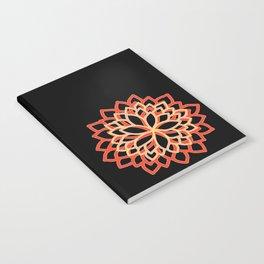 Delphine • Yoga pant 3 • Notebook