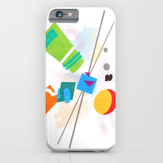 Rocko's Modern Art iPhone & iPod Case