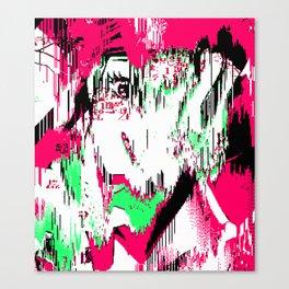 ◸▻ ZER0 ▸▷ Canvas Print
