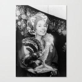 Carmen de Lavallade Canvas Print