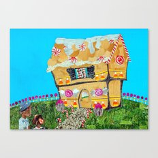 Gingerhouse Canvas Print