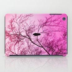 The Sentinal ~ Pink Abstract iPad Case