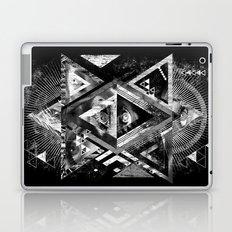 Eyesosceles B&W Laptop & iPad Skin