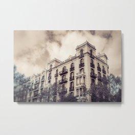 Architectural Wonder Metal Print