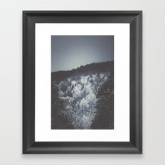 When i look at you Framed Art Print
