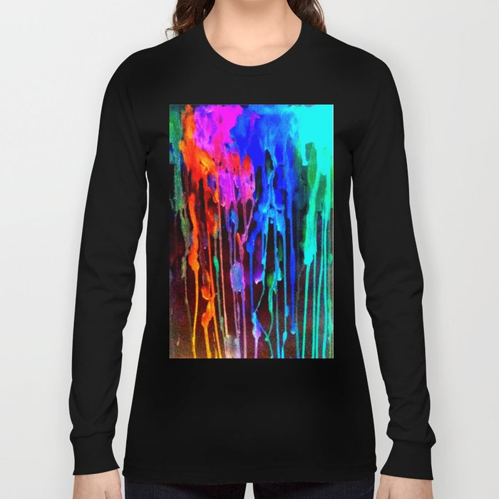 Memoryscape : Colors Series 4 Long Sleeve T-shirt
