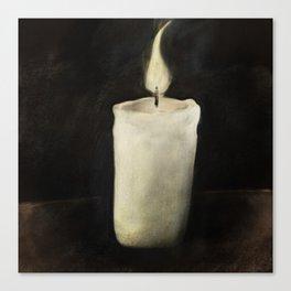 Little Light Canvas Print