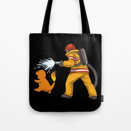 Put out the Fire Tote Bag