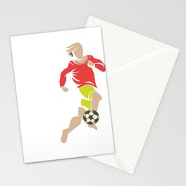 Soccer Football Championship Goal Nation Penalty Russia 5 Stationery Cards