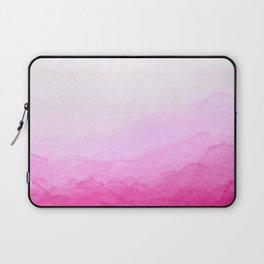 Floating in the Pink Clouds Laptop Sleeve