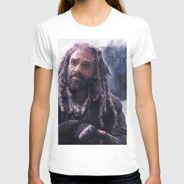 King Ezekiel (the walking dead) T-shirt