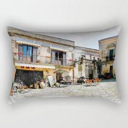 Erice art 4 Rectangular Pillow