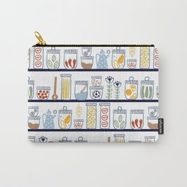 Kitchen Shelves Carry-All Pouch