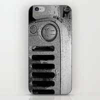 jeep iPhone & iPod Skins featuring Jeep Smiles by Bwoodstockfoto