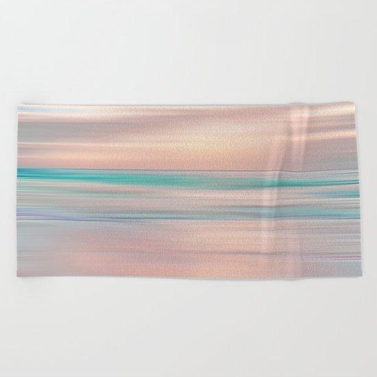 SUNRISE TONES Beach Towel